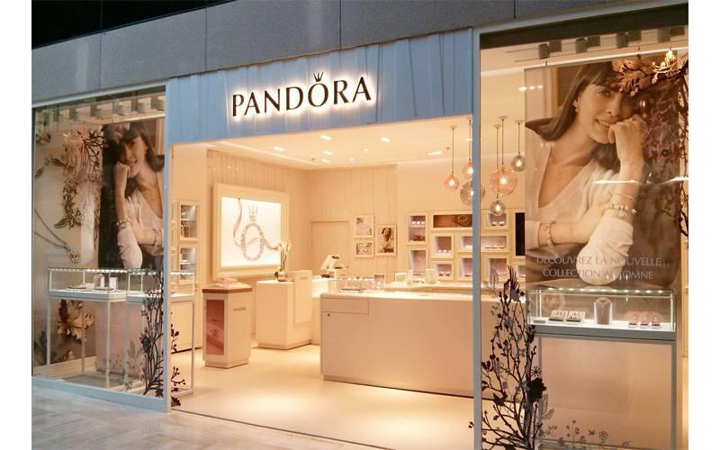 Pandora ouvre sa première boutique en Poitou-Charentes