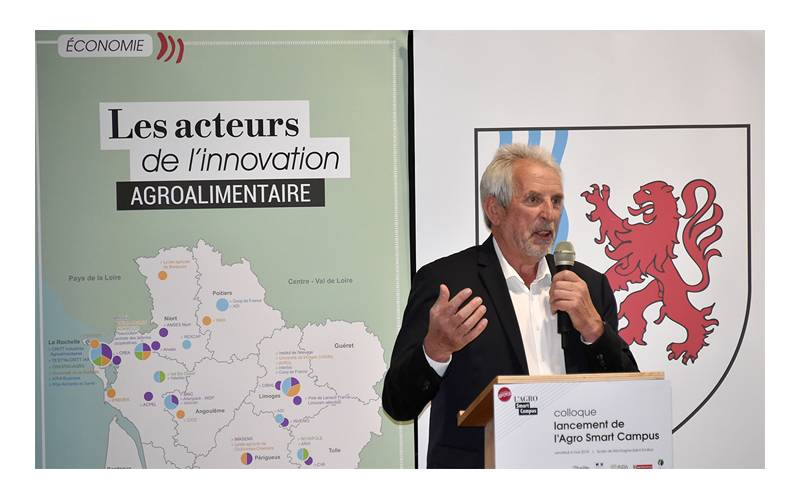 Agro Smart Campus, la Région innove