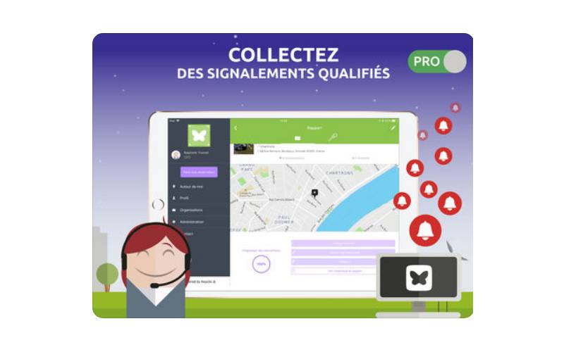 Keyclic, de la smart city au smart building